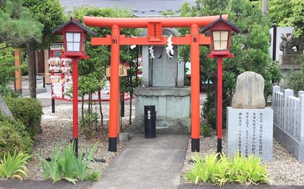 和田八幡宮の神社