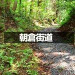 "<span class=""title"">福井の朝倉街道は何があるの?一乗谷へ続く古道(大手道)の場所はどこ?</span>"